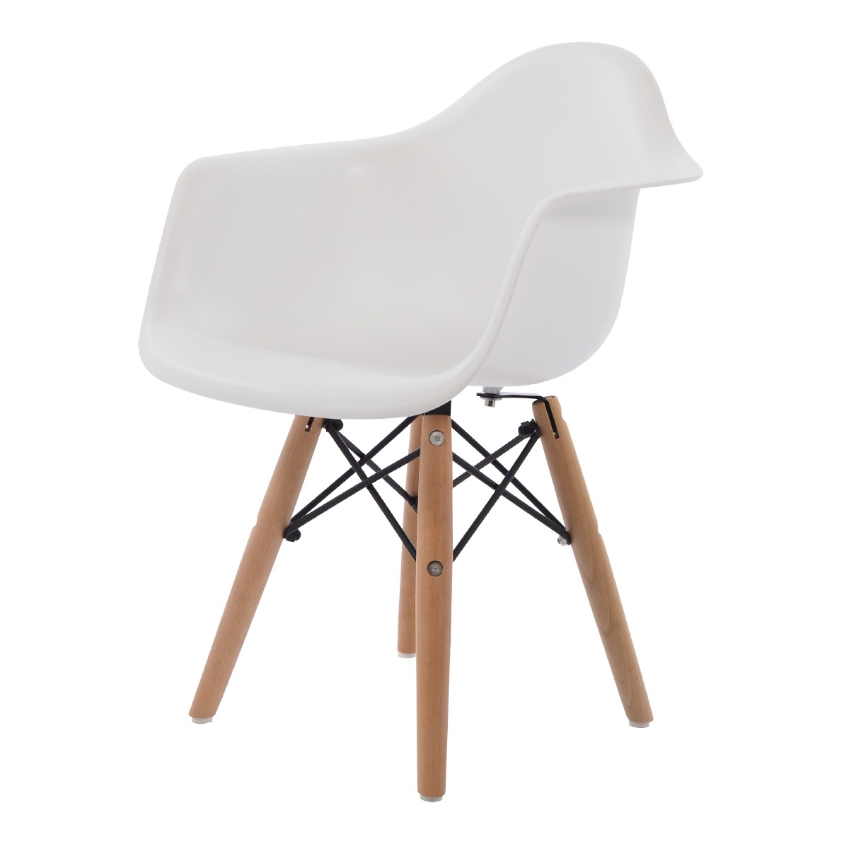 Eames Children Chair Daw Junior White