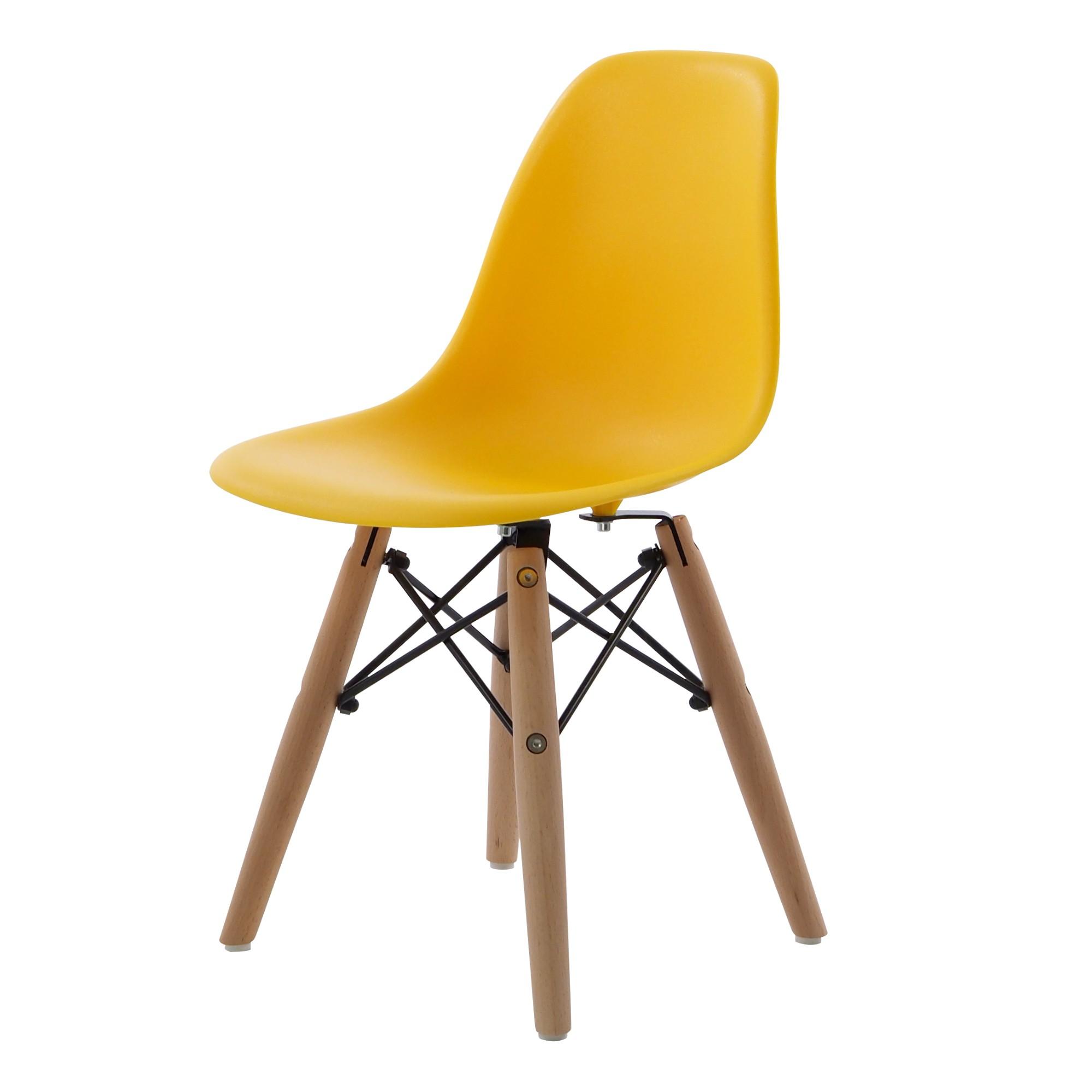 ... Eames Children Chair DSW Junior Yellow ...