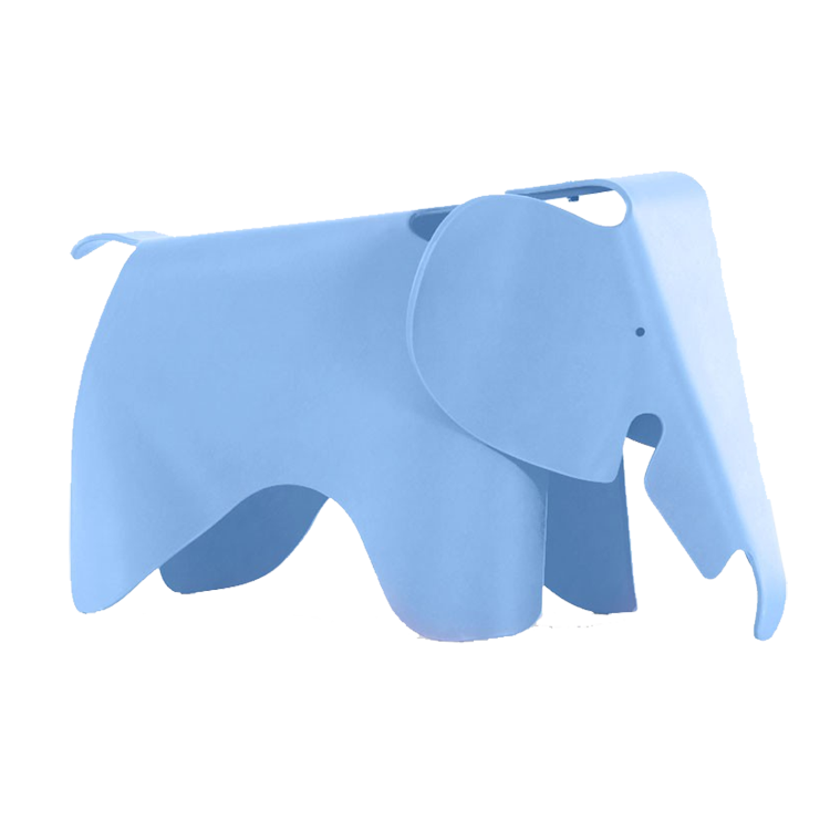 Charles Eames Olifant Stoel Elephant Junior Design