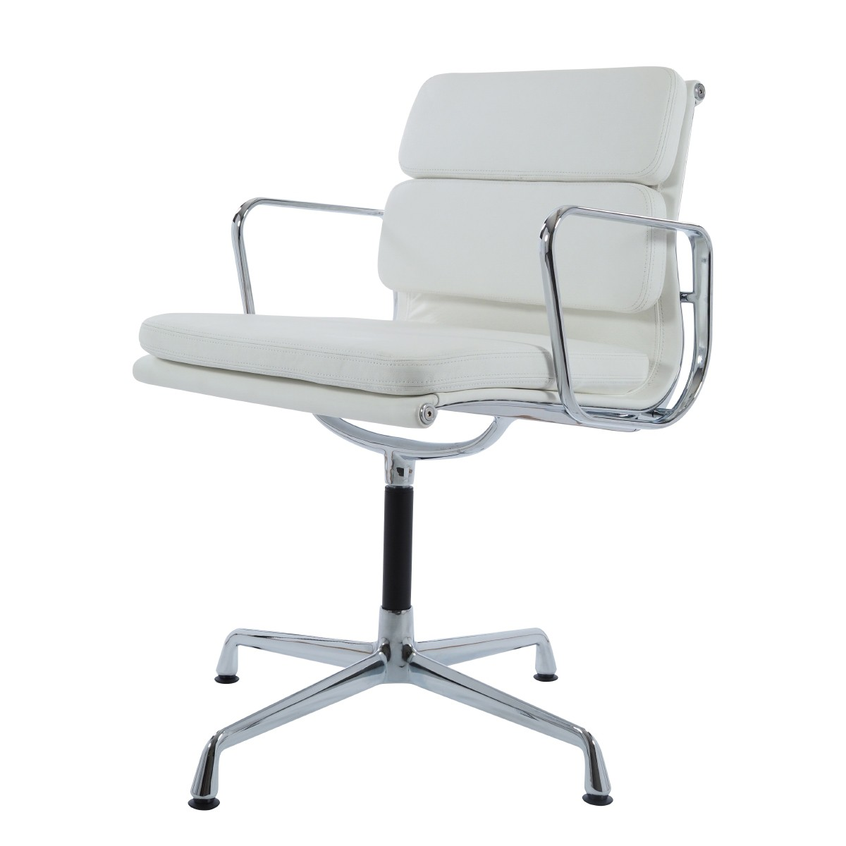Charles Eames Office Chair Ea208 White