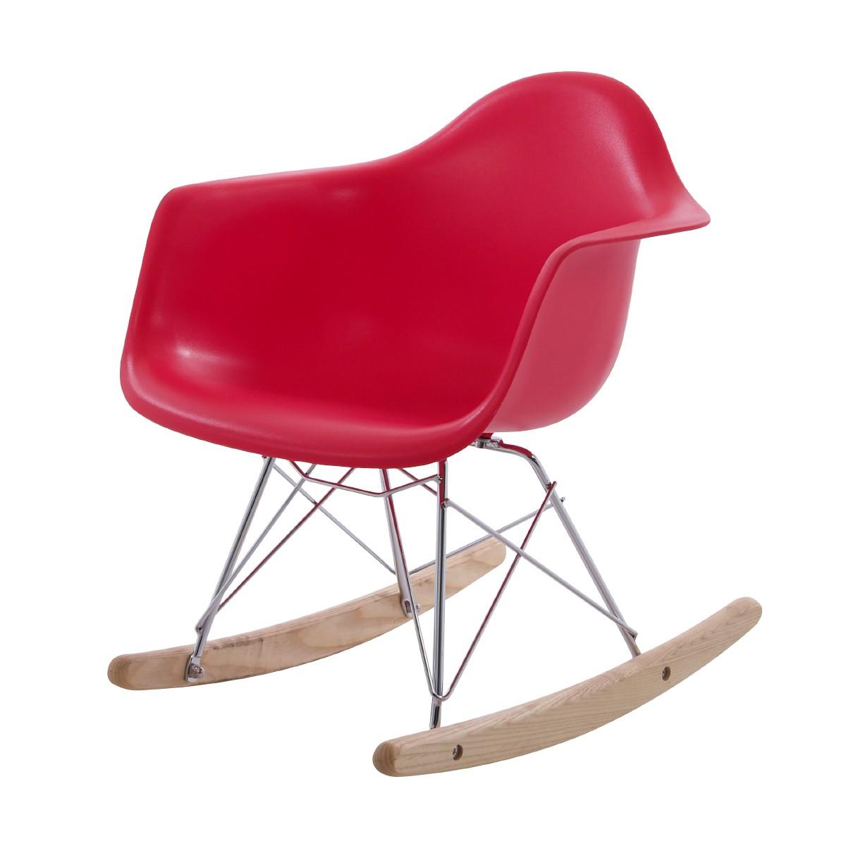 Charles eames sedia a dondolo rar junior design sedia a - Sedia a dondolo disegno ...