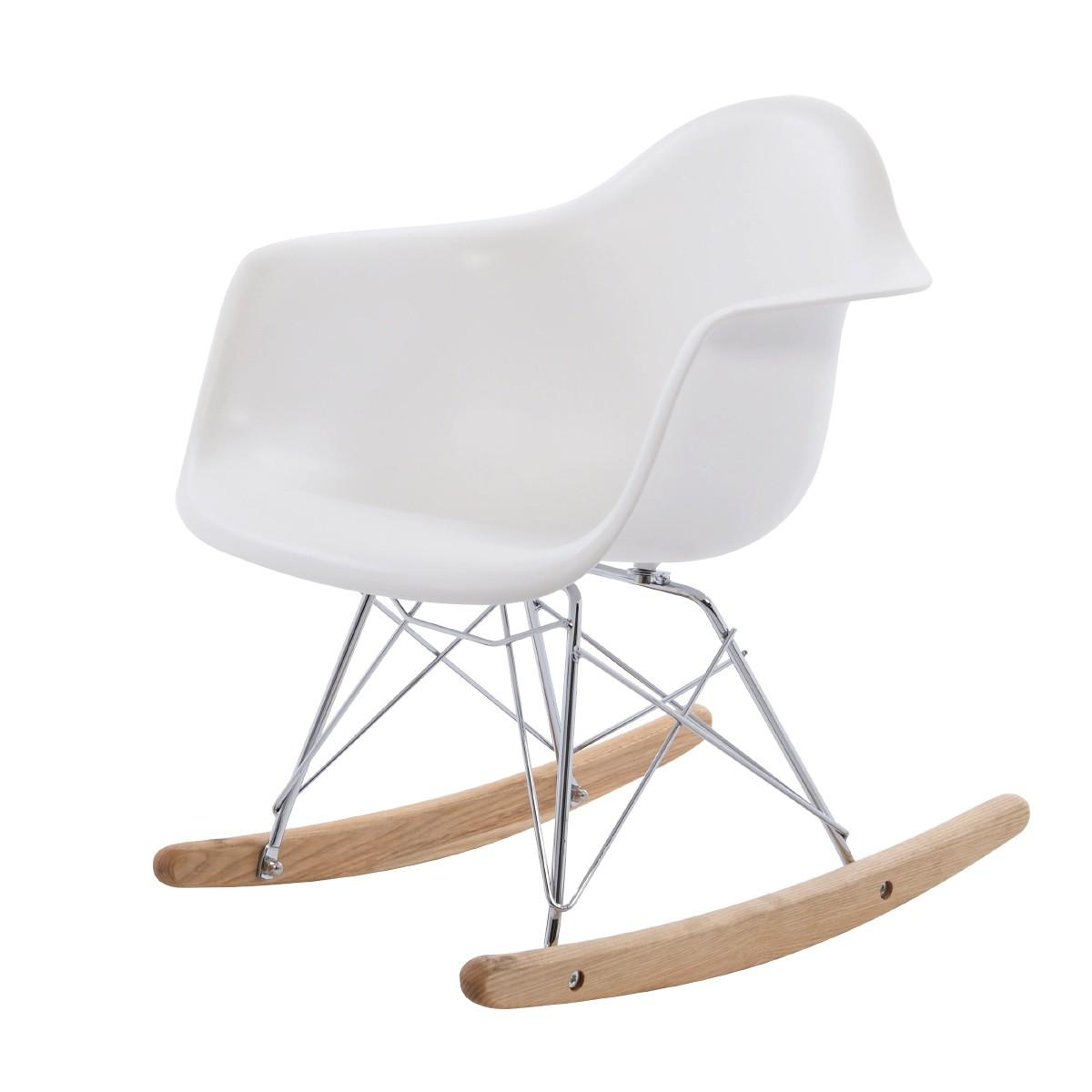 ... Eames Children Rocking Chair RAR White ...