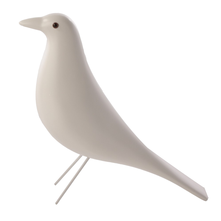 Charles Eames Decoration Housebird Design