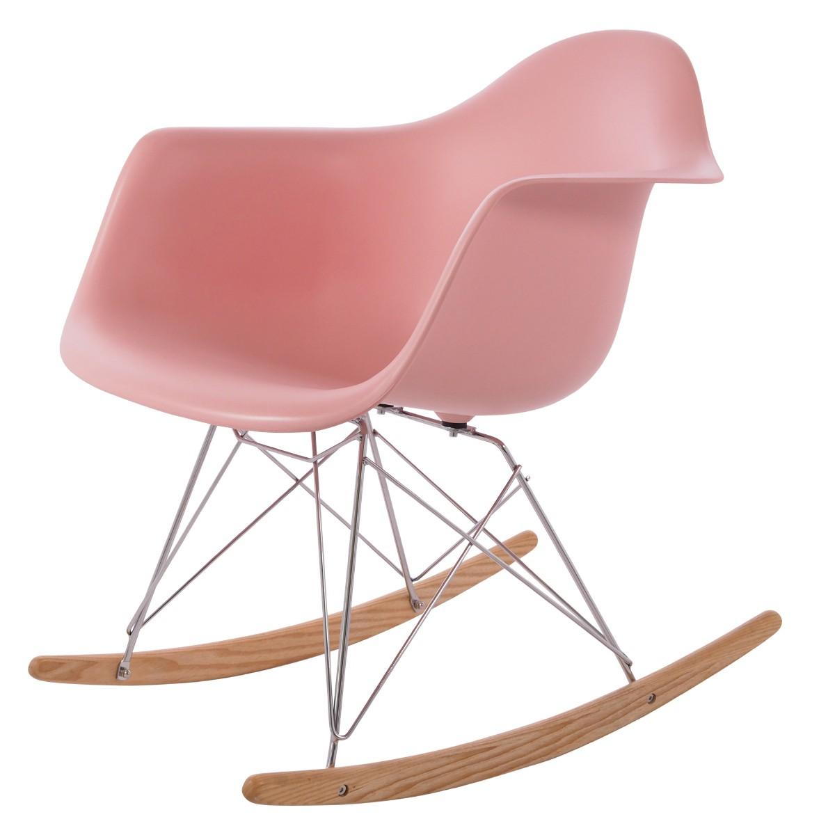 Bouwtekening Houten Schommelstoel.Charles Eames Schommelstoel Rar Chroom Frame Schommelstoel Design