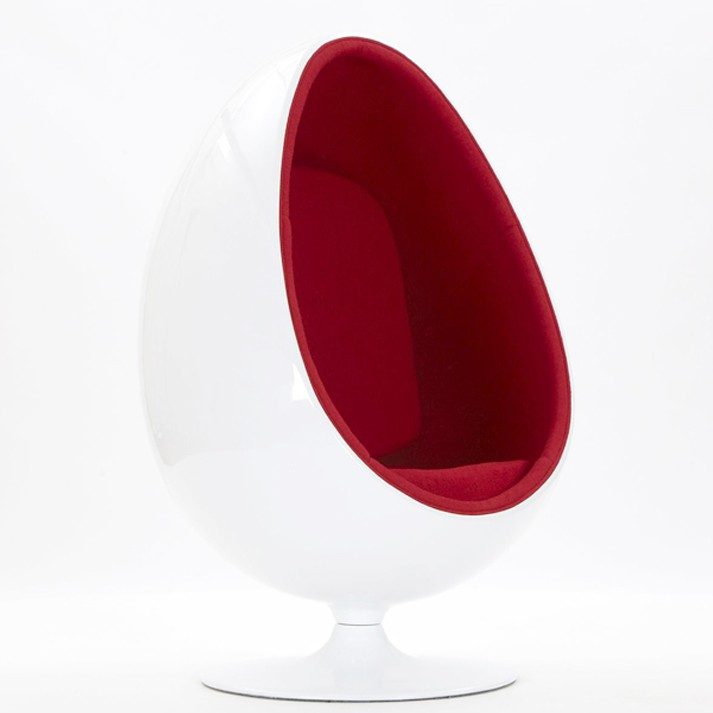Eero aarnio lounge chair egg pod chair design lounge chair - Fauteuil design ikea ...