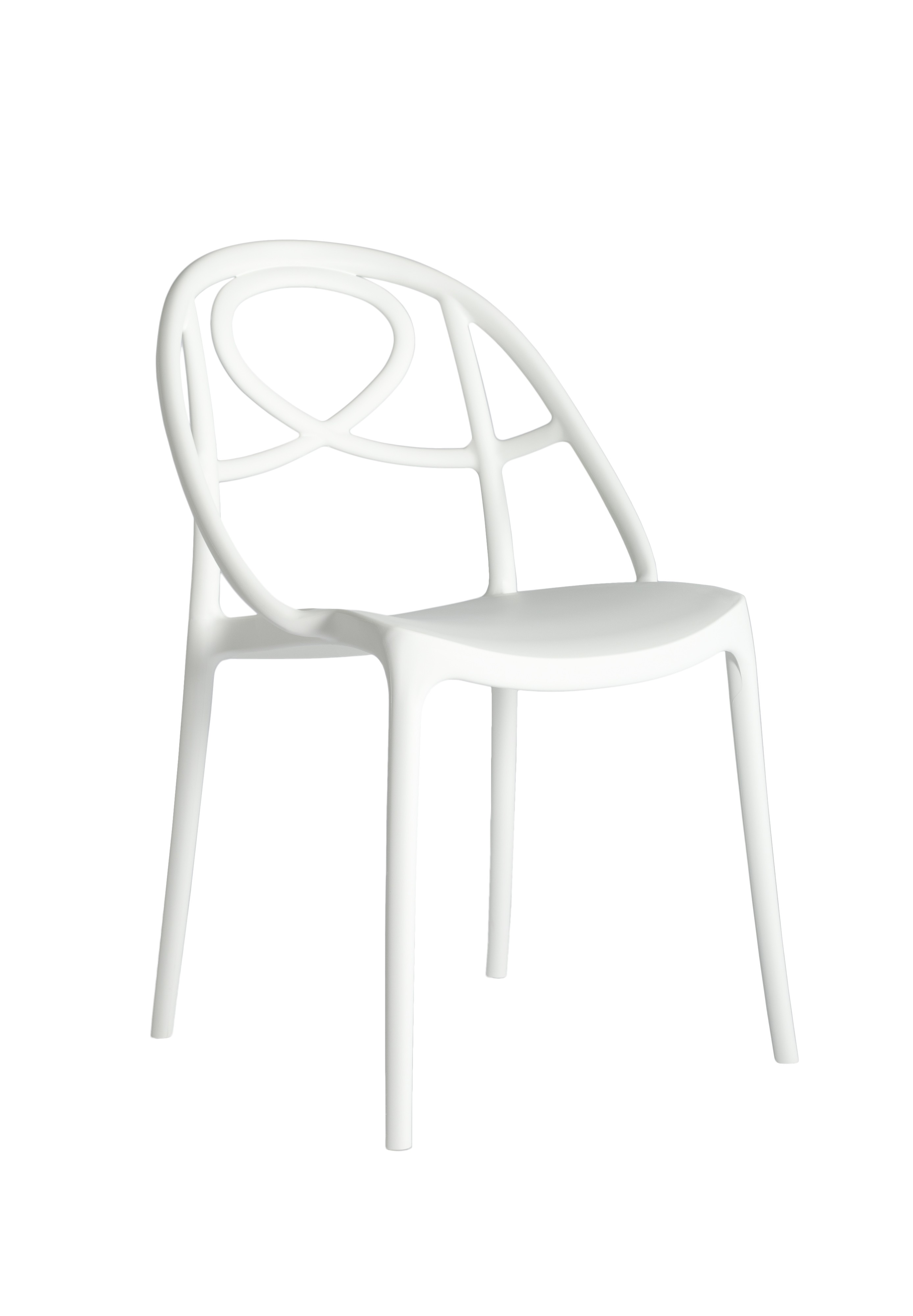 Green Srl Dining Chair Etoile No Arms Design Dining Chair
