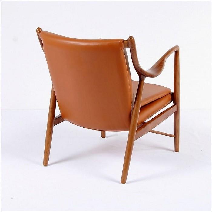 Finn Juhl L Nestol 45 Stol Design L Nestol