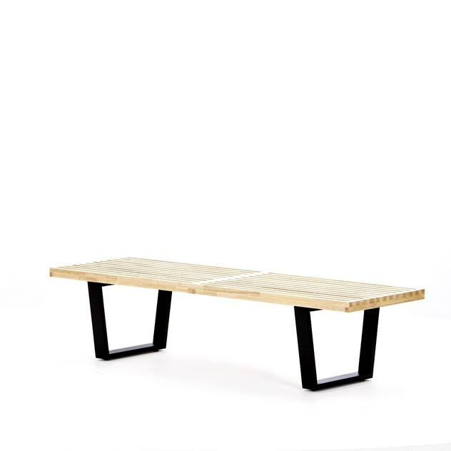 george nelson bench. George-nelson-bench-152cm-oak. George Nelson Bench