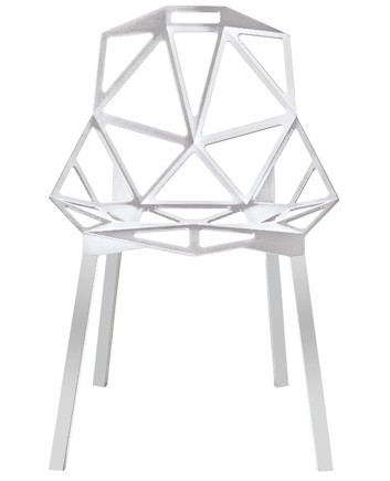 Konstantin grcic dining chair one chair design dining chair for Chair one grcic