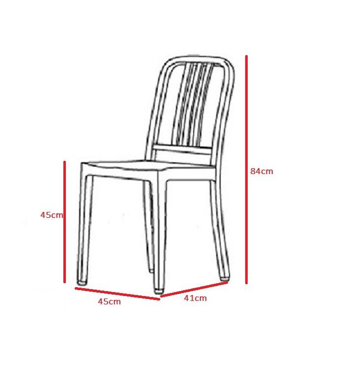 Philippe Starck terrace chair Navy Chair Design terrace chair