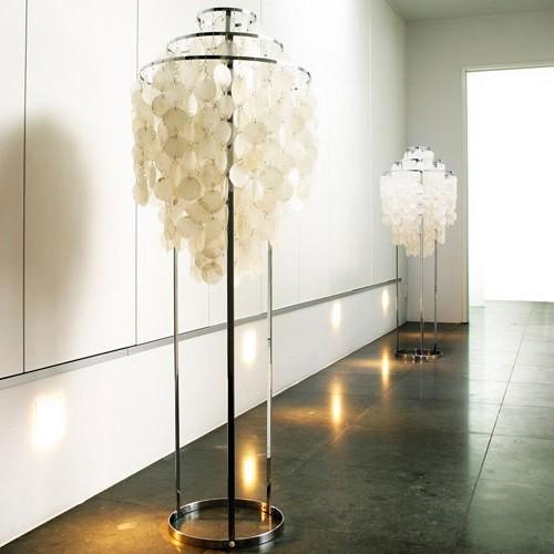 verner panton lighting. Floor Light Shell Style Lamp Pearl Verner Panton Lighting T