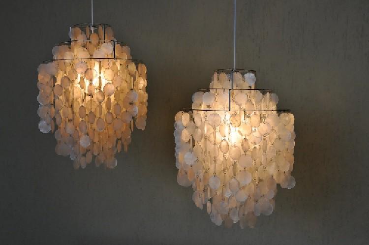 Shell Pendant Lamp Shell Pendant Lamp