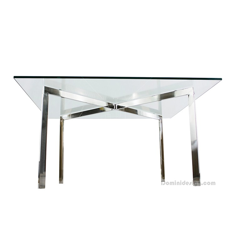 Rohe Coffee Table Barcelona Pavillion Design
