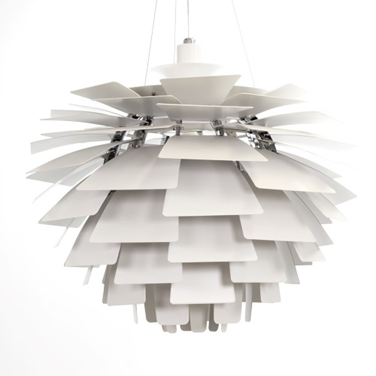 poul henningsen pendant light artichok lamp 92cm design pendant light. Black Bedroom Furniture Sets. Home Design Ideas