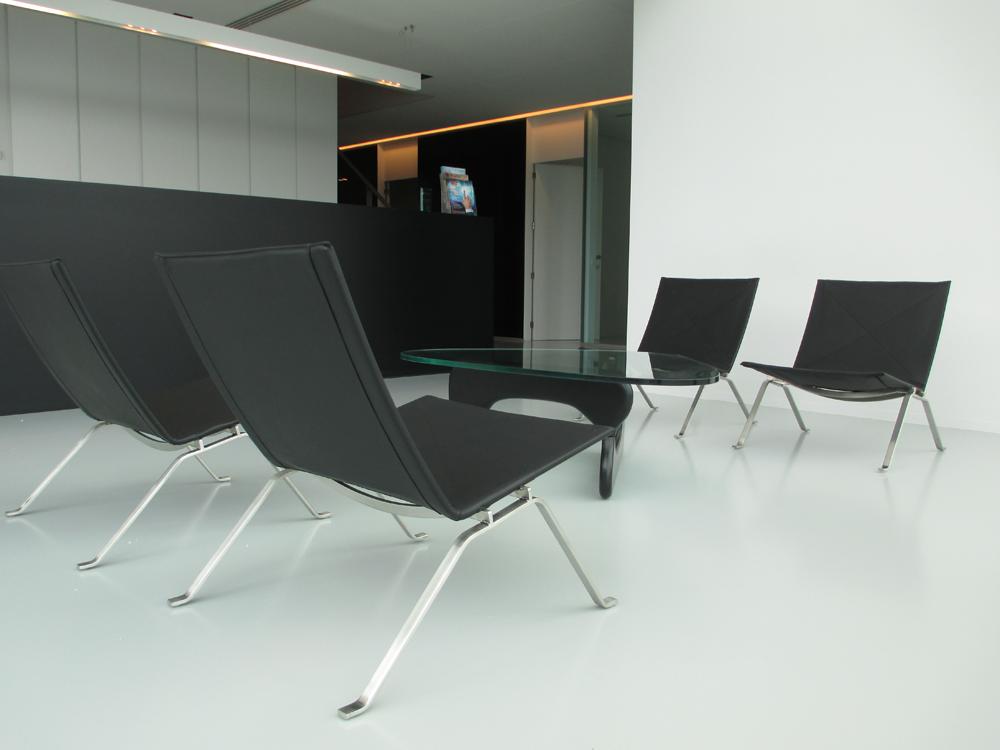 Poul Kjaerholm Lounge Sessel PK22 Design Lounge Sessel