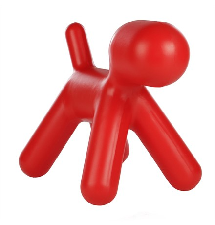 Attrayant ... Eero Aarnio Puppy Chair Red ...