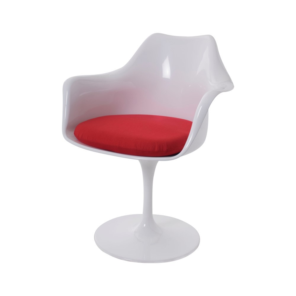 Eero Saarinen Dining Chair Tulip Chair With Arms Design