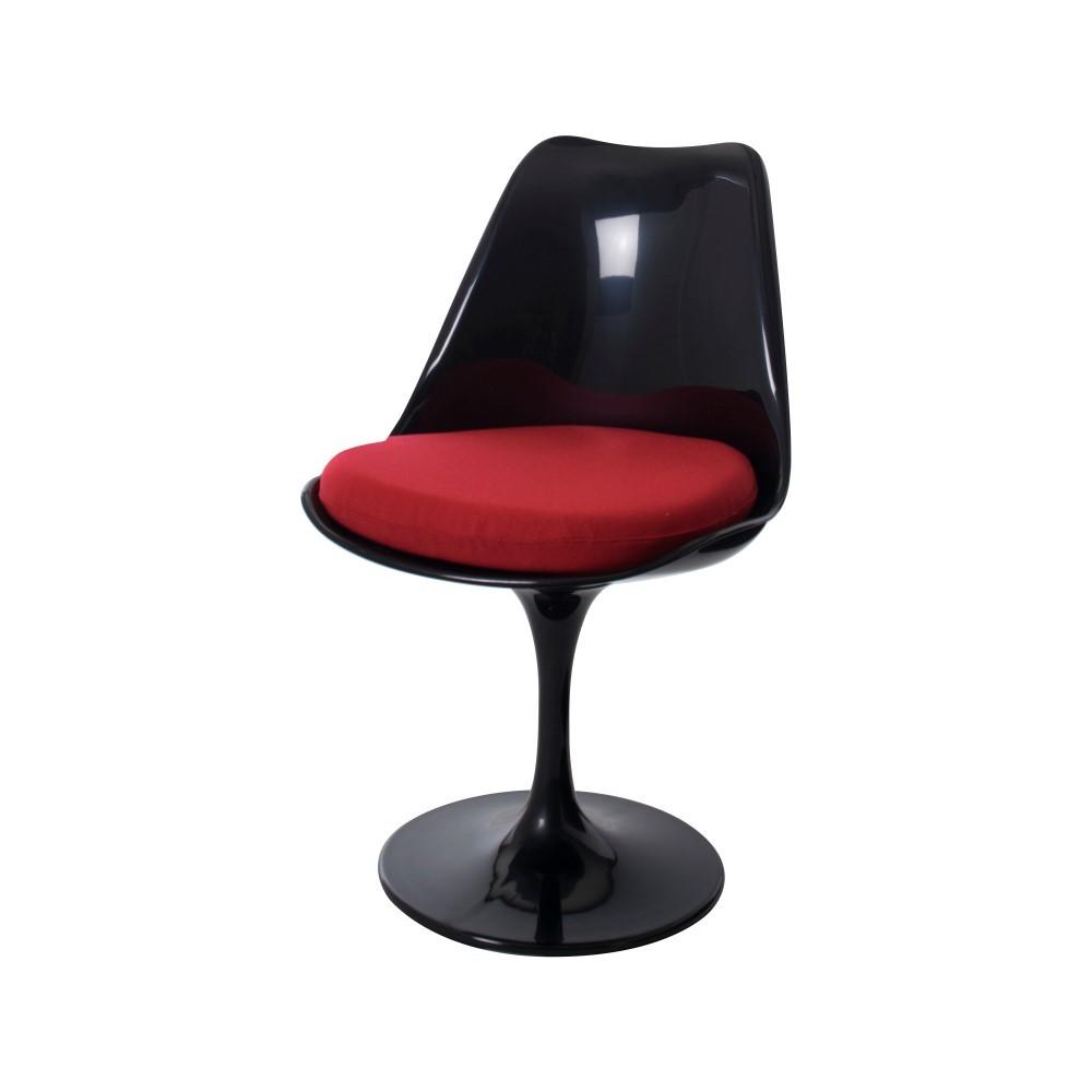 eero saarinen dining chair  tulip chair no arms  design