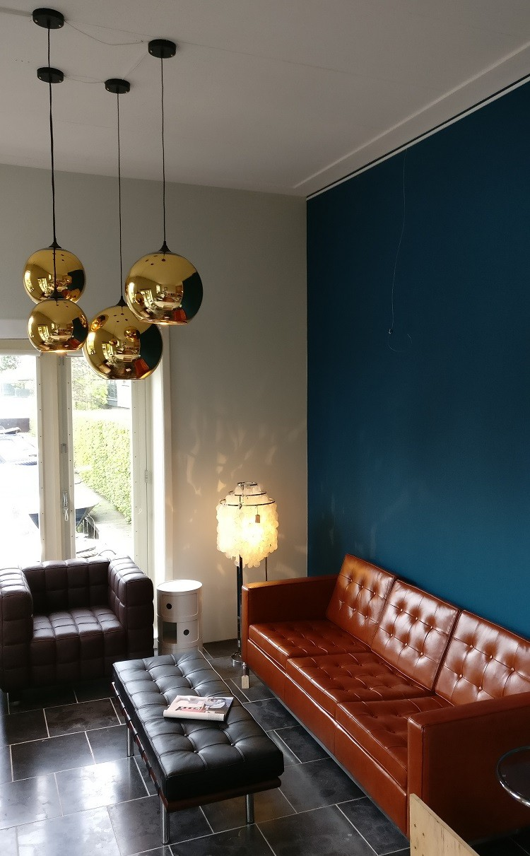 Roberto menghi pendant light globo di luce copper design pendant copper pendant sphere aloadofball Choice Image