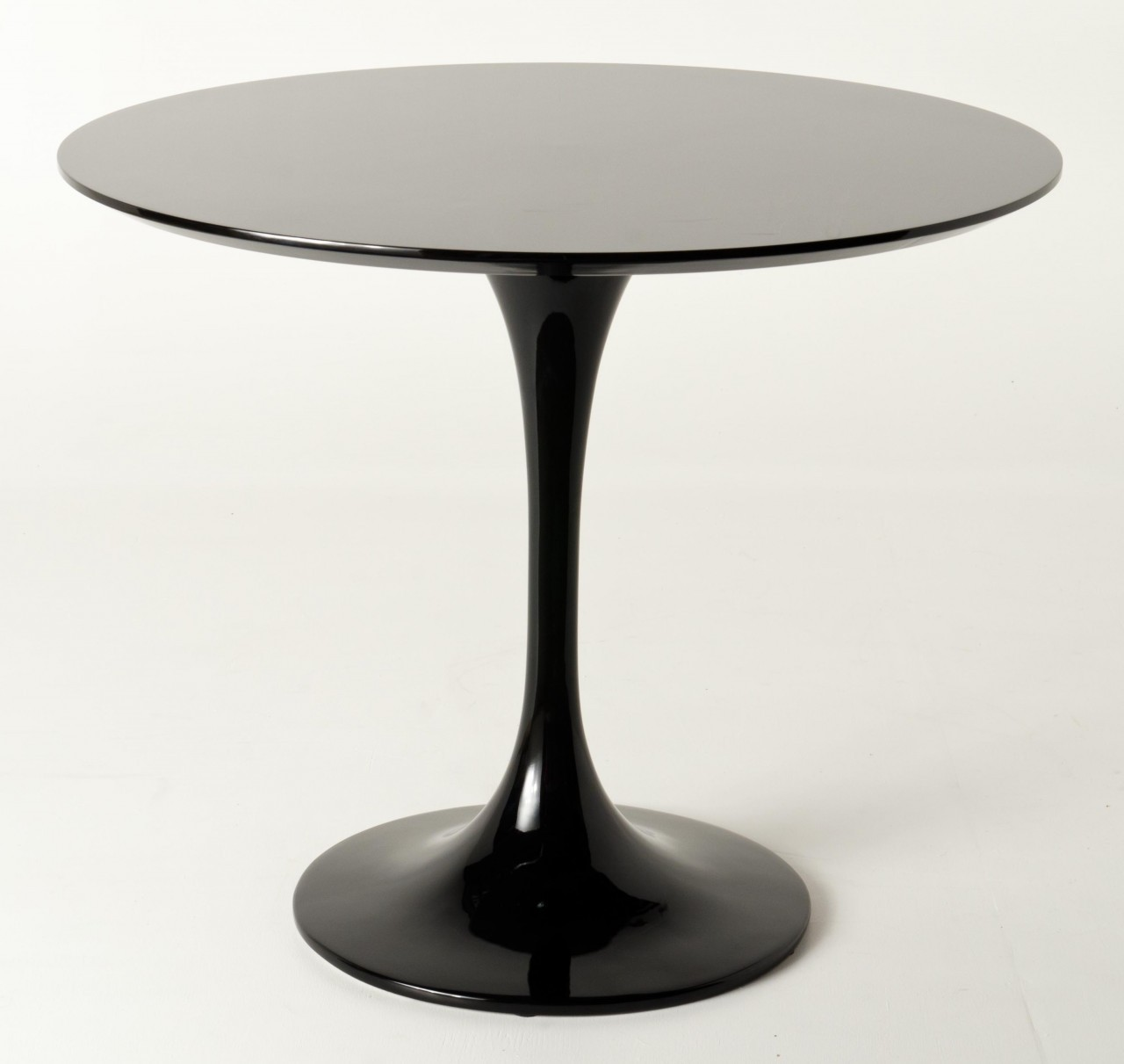 Eero saarinen dining table tulip table 80cm design for Table induction 90 cm
