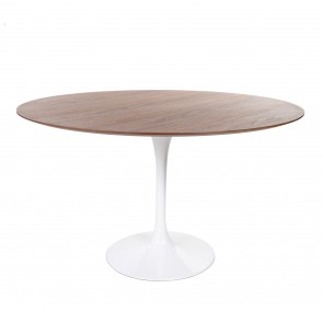 Eero Saarinen Tulip table 120cm walnut