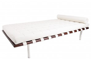 Rohe Barcelona Pavillion Daybed white