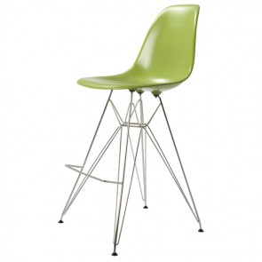 Eames DSR Stool ABS Green