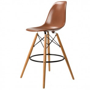 Eames DSW Stool ABS Brown