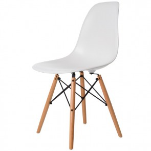 Eames DSW ABS White