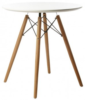 Eames CTW eiffel table white