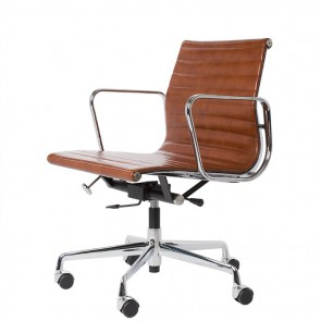 Eames officechair EA117 leather antique