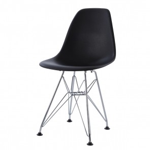 Eames children chair DSR Junior black