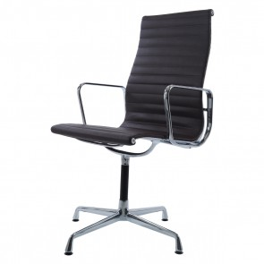 Eames Conference chair EA109 leather brown