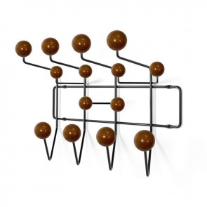 Eames Hang it all walnut