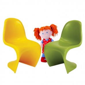Verner Panton Panton S-seat children's chair