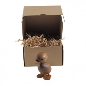 Dominidesign Duckling Wooden doll