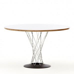 Noguchi Cyclone dining table white
