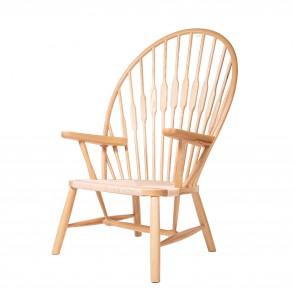 Wegner Peacock lounge stoel