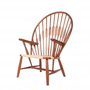 Peacock lounge chair WAL-NAT