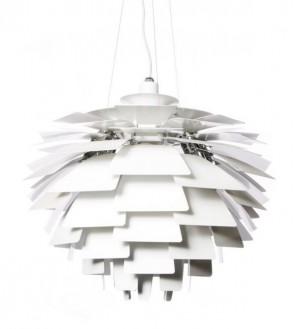 Poul Henningsen Artichoke lamp 72cm white