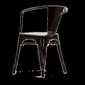 Xavier Pauchard Tolix style terrasstoel eetkamerstoel