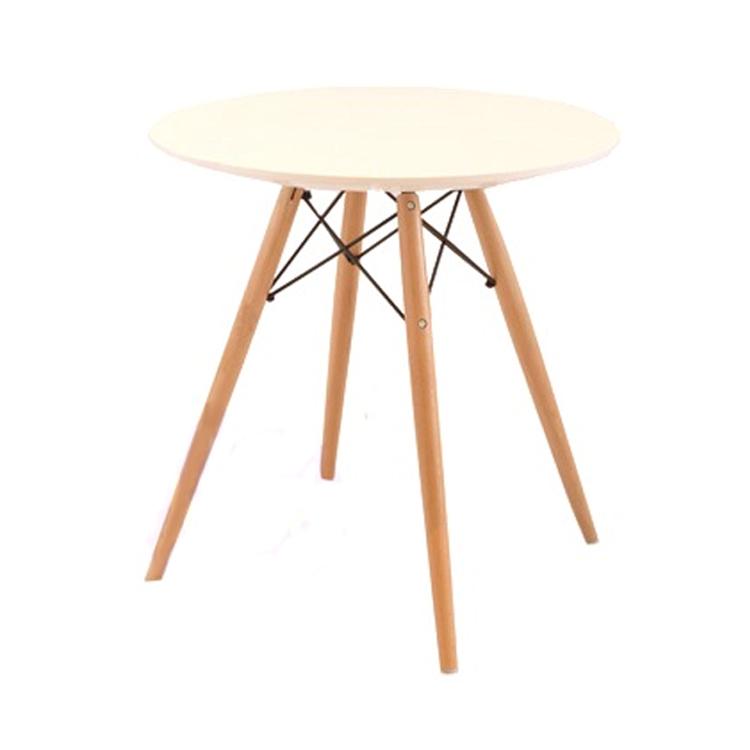 Charles eames eetkamer tafel ctw design eetkamer tafel - Tafel eetkamer hout wit ...
