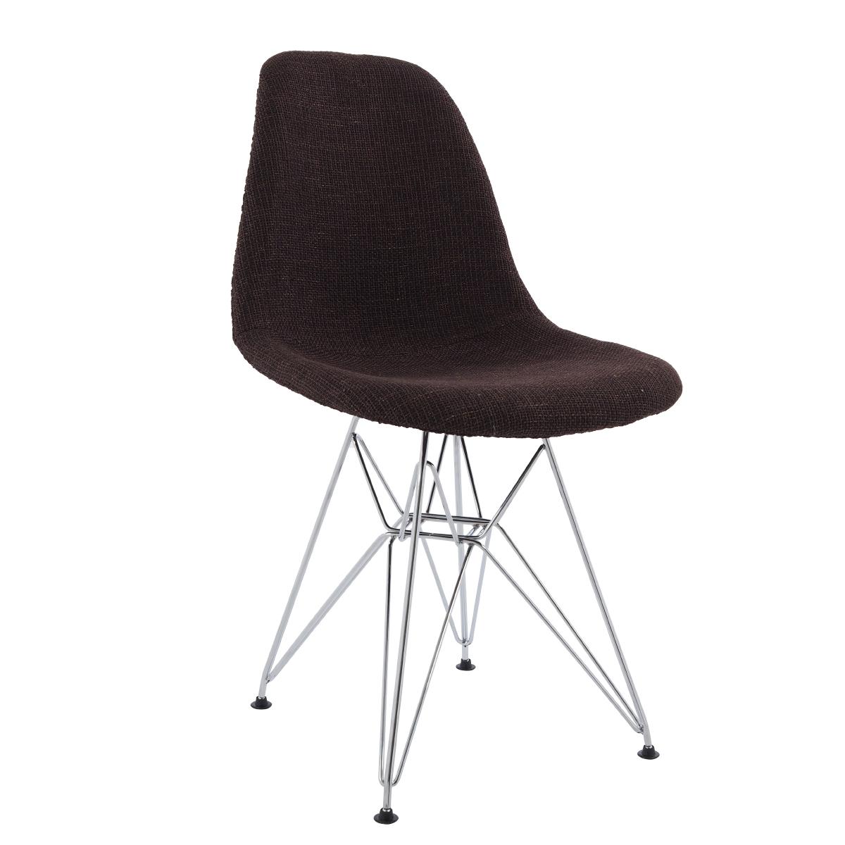 matsal stol DD DSR stoppade Mörk brun