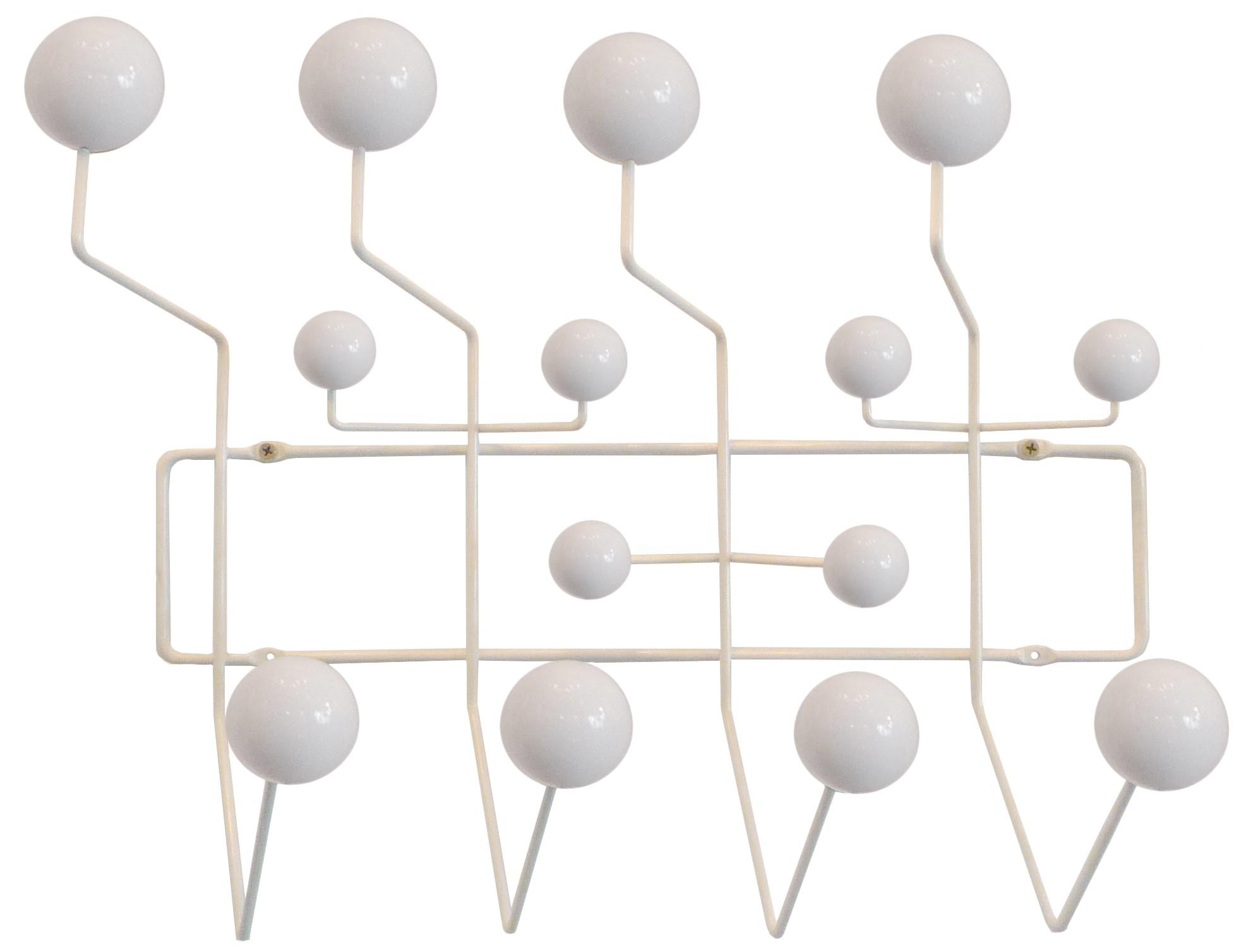 charles eames peg hang it all white design peg. Black Bedroom Furniture Sets. Home Design Ideas